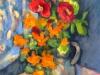 Bouquet au vase gris, 1958