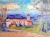 Paysage de l'Aude, 1967