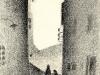 Rue à Perpignan, 1962