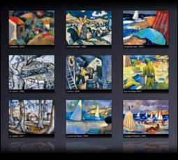 Martin Vivès Galerie Virtuelle
